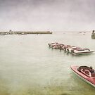 St Ives Harbour, Cornwall by Lissywitch