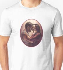 Outlaw Queen Nose Kiss Unisex T-Shirt