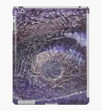 Trippy Eye Psychedelic Poster iPad Case/Skin