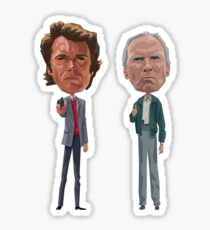 Eastwood Justice Sticker