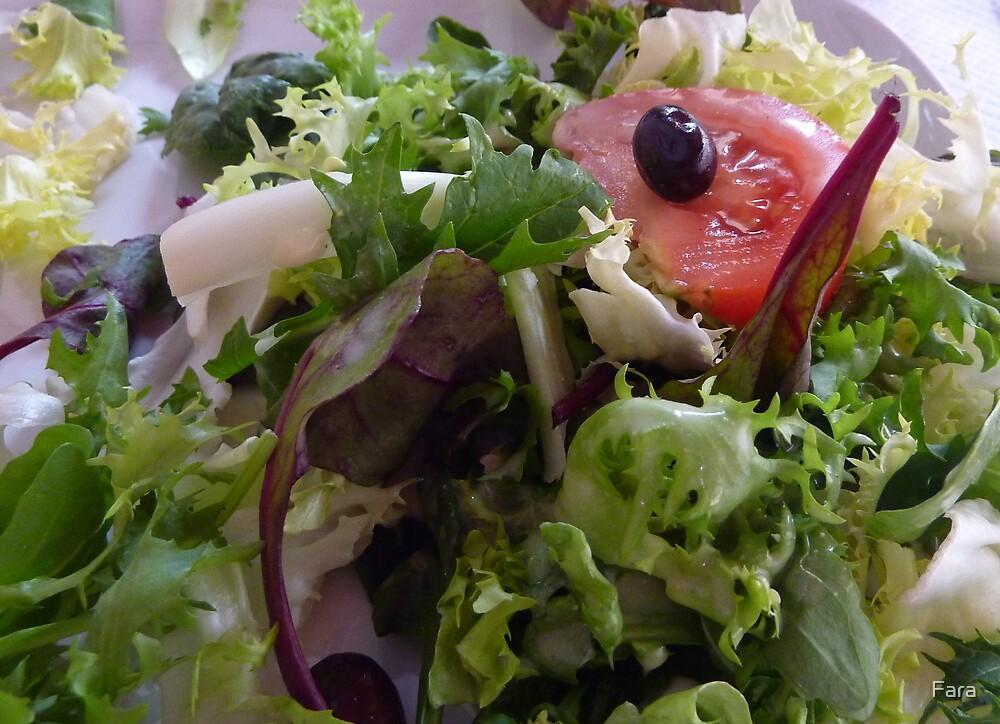 Healthy Eating by Fara