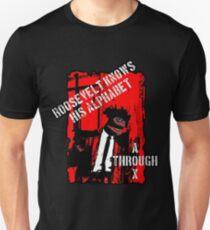 Roosevelt X Unisex T-Shirt