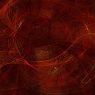 Red Fractal by rmenaker