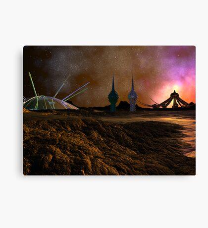 Airless . . . Canvas Print