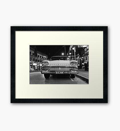 BIG 058 Framed Print