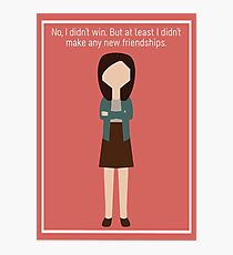 "April Ludgate: ""New Friendships"" Photographic Print"