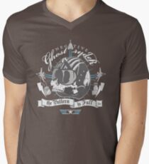 Requesting fly-by? Men's V-Neck T-Shirt