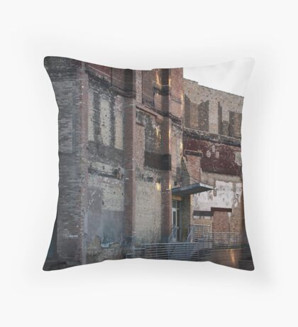That is called character. Throw Pillow