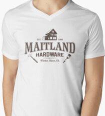 Hardware store: Same name, new owners Men's V-Neck T-Shirt