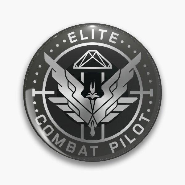 Elite Combat Pilot Pin