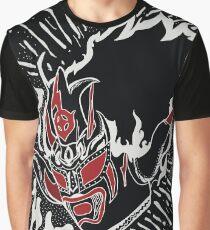 Super J Cup - Jushin Liger Graphic T-Shirt