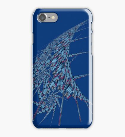 pointy wave iPhone Case/Skin