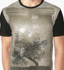 Saving Nature Graphic T-Shirt