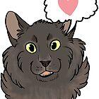 Sophie the Cat - Custom by Dany Gonzalez