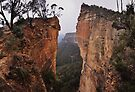 Hanging Rock to Baltzers Boulder by STEPHEN GEORGIOU PHOTOGRAPHY
