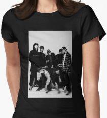 BTS COOL 当代歌坛 Womens Fitted T-Shirt