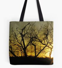 Mystical sundown Tote Bag