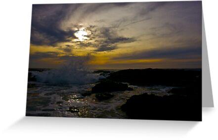 Sea in the Sky by Lee Harvey