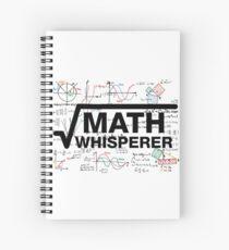Math Whisperer Spiral Notebook