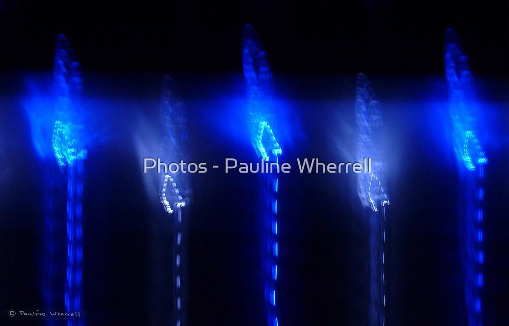 Night time blues III by Photos - Pauline Wherrell