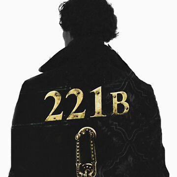 Sherlock 221B by ayn08gzu