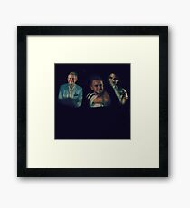 Freeman, Felton, Criss Framed Print