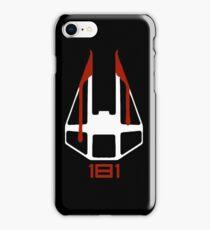 181st Fighter Group - Star Wars Veteran Series iPhone Case/Skin