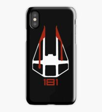 181st Fighter Group - Star Wars Veteran Series iPhone Case