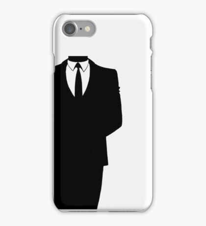 Anonymous Lego big iPhone Case/Skin