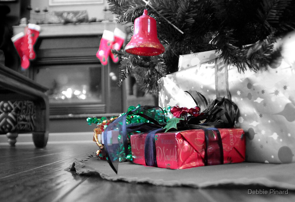Christmas by Debbie Pinard