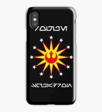 Rogue Squadron - Star Wars Veteran Series iPhone Case