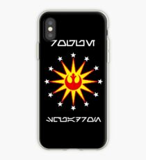 Rogue Squadron - Star Wars Veteran Series iPhone Case