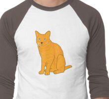 Cool Cat Men's Baseball ¾ T-Shirt