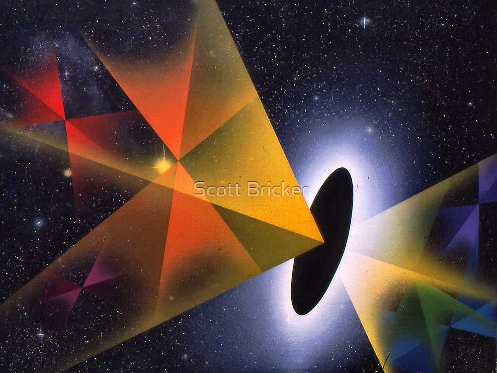 'Corners in Time' (Hyperdrive) by Scott Bricker