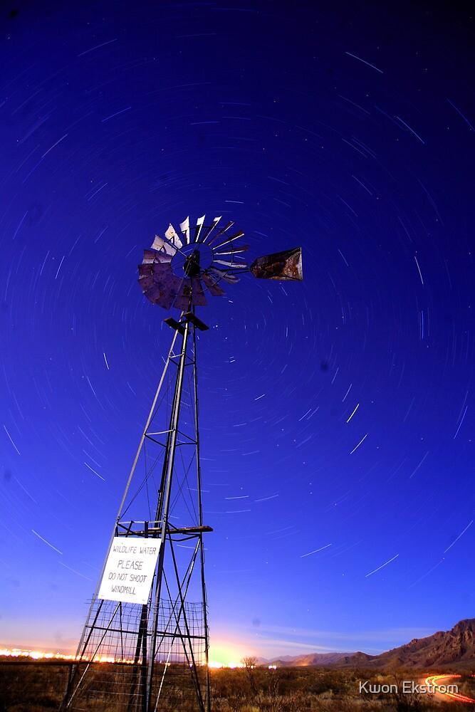 Please Do Not Shoot Windmill by Kwon Ekstrom