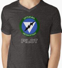 Green Squadron - Star Wars Veteran Series Men's V-Neck T-Shirt