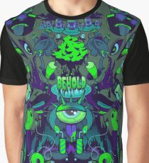 BEHOLD Graphic T-Shirt