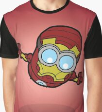 Minions Assemble - Iron Min Graphic T-Shirt