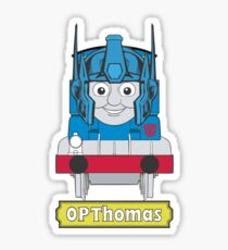 OPThomas Prime  Sticker
