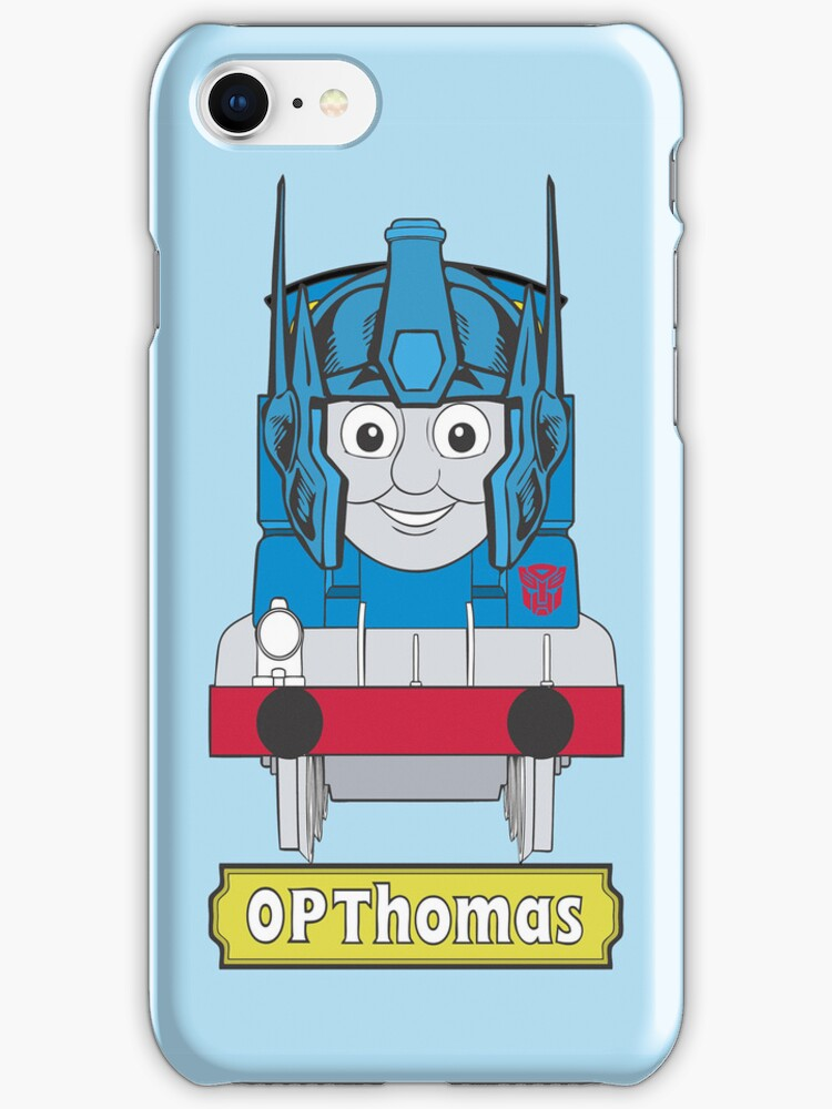 OPThomas Prime  by mcnasty