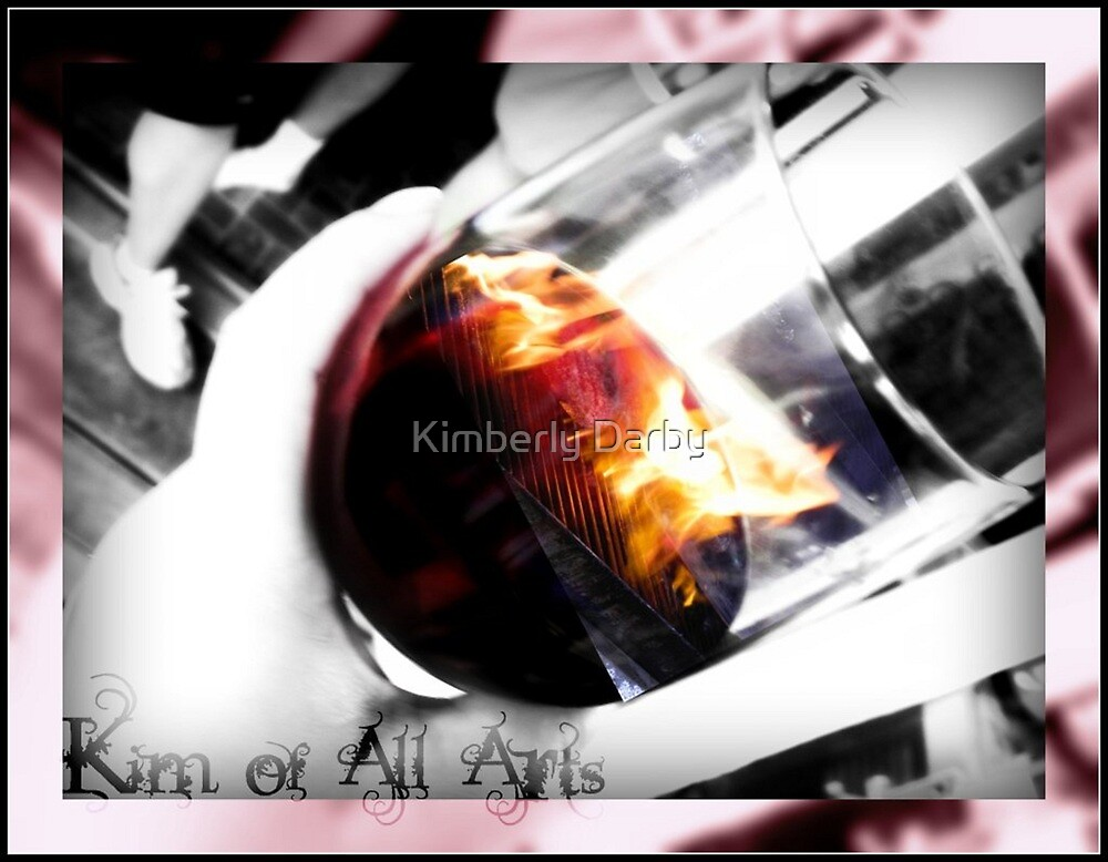 Goblet of Fire by Kimberly Darby