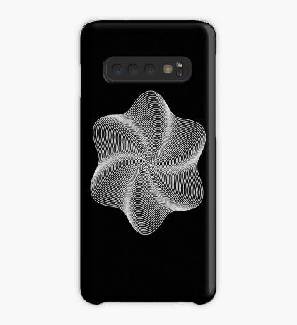 Polar Flower I Case/Skin for Samsung Galaxy