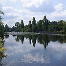 Serpentine River by Lennox George