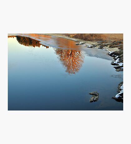 Reflective Morning  Photographic Print
