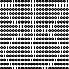 The Arecibo Message 0001 by Rupert Russell