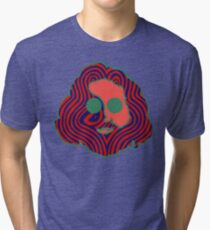 Jerry Face Tri-blend T-Shirt