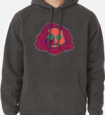 Jerry Face Pullover Hoodie