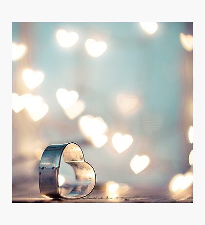 Love Spell Photographic Print