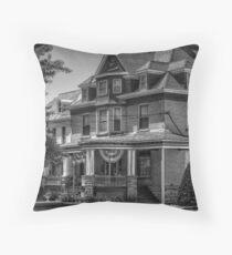 Historic House Throw Pillow