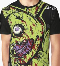fnaf - springtrapped Graphic T-Shirt